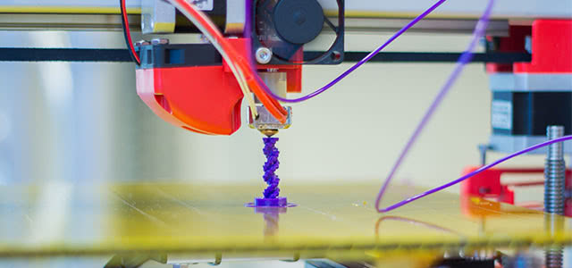 3D Printing: Changing the Tech Landscape