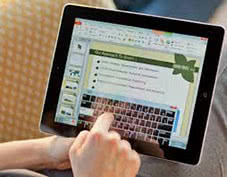 iWork vs. Documents to Go: An Overview of Business Office Applications for the iPad