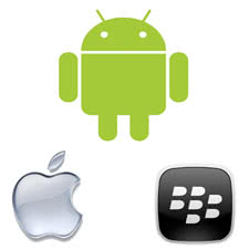 Mobile Computing Wars: BlackBerry vs iOS and Android