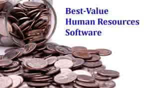 The Best-Value HR Software