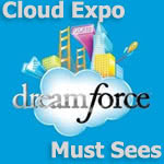Dreamforce 2013: 4 Expo Floor Must Sees