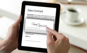 E-Signature Trends Focus on Customization and Mobile