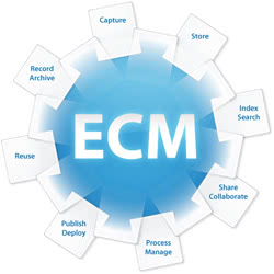 What is Enterprise Content Management Software?