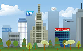 ERP in the Cloud: If You Build It, Will they Come?