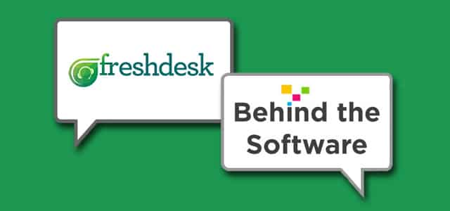 Behind the Software: Q&A with Freshdesk's Dilawar Syed