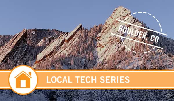 Local Tech Series: Boulder, CO