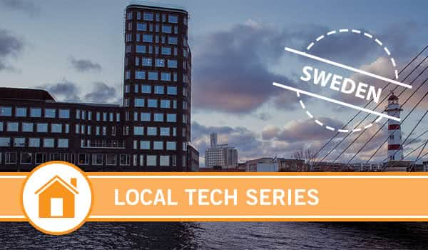 Local Tech Series: Sweden