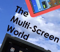 Work in a Multi-Screen World