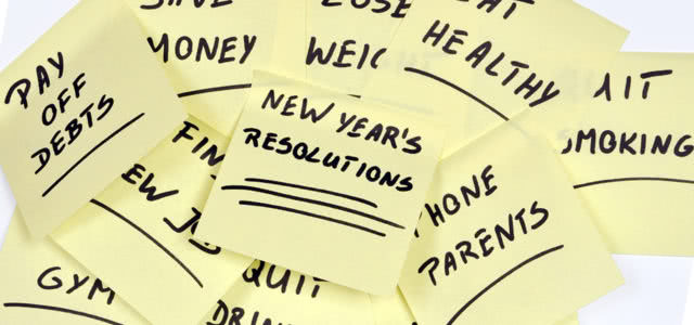 New Year's Resolutions and Employee Improvement Plans: Three Tricks to Make Them Stick