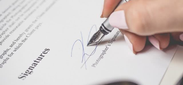 What You Should Know About the IRS's Electronic Signature Rules