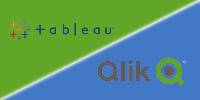 QlikView vs Tableau: The Top BI Heavyweights Face Off