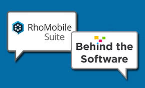 Let's Talk RhoMobile: Behind the Software Q&A with Motorola Solutions