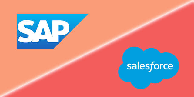 Salesforce vs SAP: A Clash of Two Enterprise CRM Titans