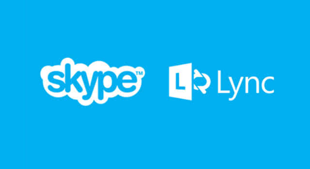 Team Lync vs. Team Skype: The Web Conferencing Software Divide