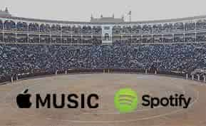 A Duel of Music Apps: Can Apple Music Overtake Spotify?