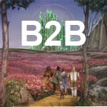 The Wizard of Oz and B2B Technology Marketing