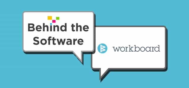 Let's Talk Workboard: Behind the Software with CEO Deidre Paknad